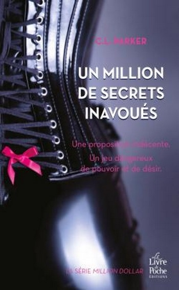 Couverture Un million de secrets inavoués