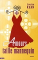 Couverture Amours Taille Mannequin Editions City 2008