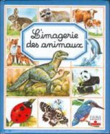 Couverture L'imagerie des animaux