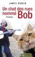 Couverture Un chat des rues nommé Bob Editions Pocket 2014
