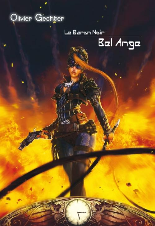 Couverture Le baron noir, tome 2 : Bel ange