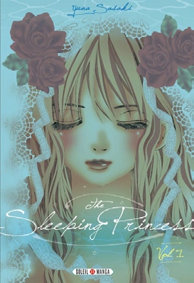 Couverture The Sleeping Princess, tome 1