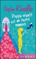 Couverture Poppy Wyatt est un sacré numéro Editions France Loisirs (Piment) 2014