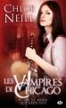 Couverture Les vampires de Chicago, tome 08 : On ne mord que deux fois Editions Milady (Bit-lit) 2014