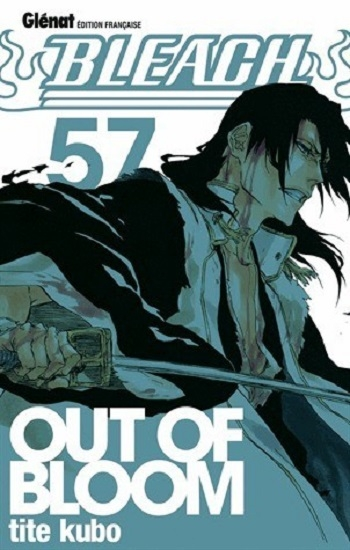 Couverture Bleach, tome 57 : Out of Bloom