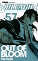 Couverture Bleach, tome 57 : Out of Bloom Editions Glénat (Shônen) 2014