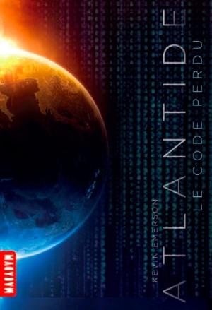 Couverture Atlantide, tome 1 : Le code perdu