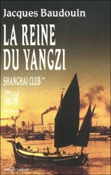 Couverture Shanghai Club, tome 2 : La reine du Yangzi