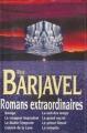 Couverture Romans extraordinaires Editions France Loisirs 1996