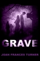 Couverture Resurgam Trilogy, book 3: Grave Editions Candlewick Press 2014