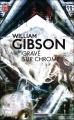Couverture Gravé sur chrome Editions J'ai Lu (Science-fiction) 2009