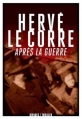 Couverture Après la guerre Editions Rivages (Thriller) 2014