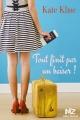 Couverture Tout finit par un baiser ! Editions Albin Michel (Jeunesse - Wiz) 2014