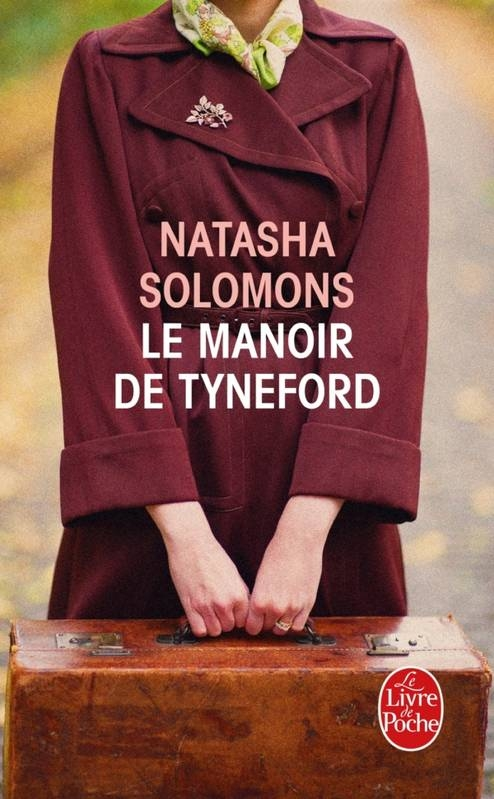 Couverture Le manoir de Tyneford