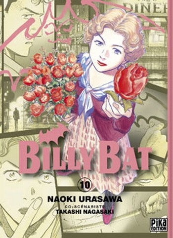 Couverture Billy Bat, tome 10