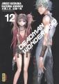 Couverture Deadman Wonderland, tome 12 Editions Kana (Dark) 2014