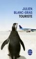 Couverture Touriste Editions Le Livre de Poche 2013