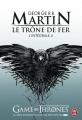 Couverture Le Trône de Fer, intégrale, tome 4 Editions J'ai Lu 2014
