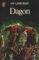 Couverture Dagon Editions J'ai Lu 1982