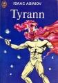 Couverture Tyrann Editions J'ai Lu 1974