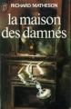 Couverture La maison des damnés Editions J'ai Lu 1975