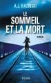 Couverture Le sommeil et la mort Editions JC Lattès 2013