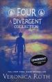 Couverture Divergente raconté par Quatre Editions HarperCollins (Children's books) 2015