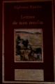 Couverture Lettres de mon moulin Editions Au sans pareil (La bibliothèque des chefs-d'oeuvres) 1996