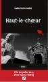Couverture Haut-le-choeur Editions Rouge Sang 2013