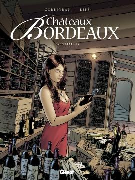 Couverture Châteaux Bordeaux, tome 3 : L'amateur