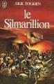 Couverture Le Silmarillion, tome 1 Editions J'ai Lu 1983