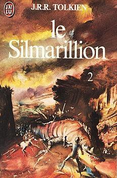 Couverture Le Silmarillion, tome 2