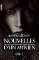Couverture Nouvelles d'un Myrien, tome 3 : Témérité Editions Valentina (Fantasy) 2014