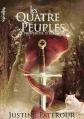 Couverture La prophétie d'Alysiane, tome 2 : Les quatre peuples Editions Valentina (Fantasy) 2014