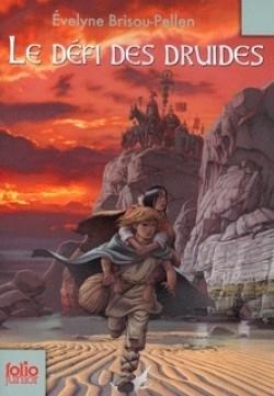 Couverture Le défi des druides
