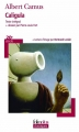 Couverture Caligula Editions Folio  (Plus classiques) 2012