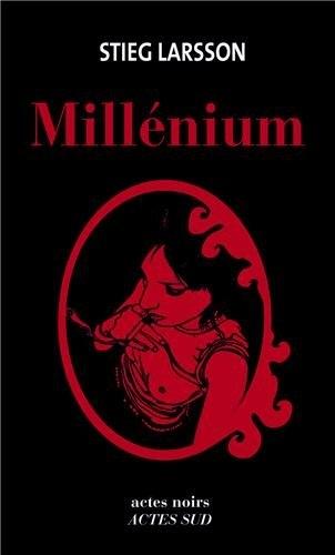 Couverture Millénium, intégrale