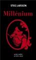 Couverture Millénium, intégrale Editions Actes Sud (Actes noirs) 2013