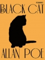Couverture Le chat noir Editions Feedbooks 2011