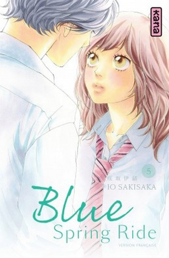 Couverture Blue Spring Ride, tome 05