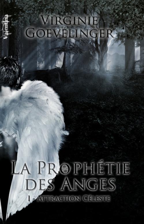 Couverture Attraction Céleste, tome 1 : La Prophétie des Anges