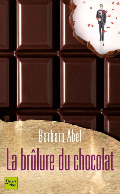 Couverture La brûlure du chocolat