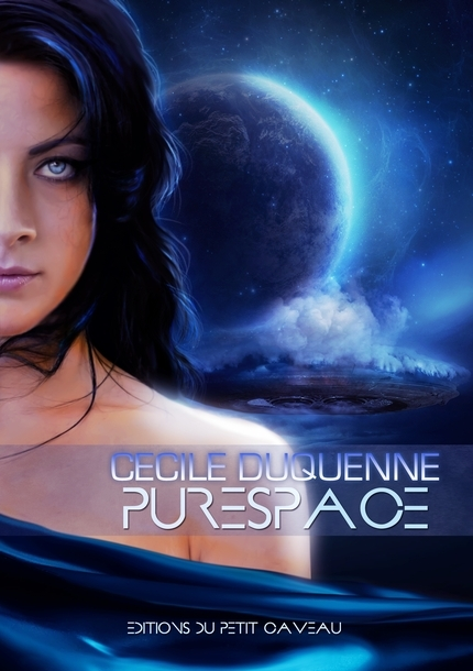 Couverture Purespace, saison 1, tome 2