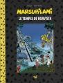 Couverture Marsupilami, tome 08 : Le temple de Boavista Editions Hachette 2014