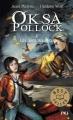 Couverture Oksa Pollock, tome 4 : Les liens maudits Editions Pocket (Jeunesse - Best seller) 2014