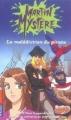 Couverture Martin Mystère, tome 5 : La malédiction du pirate Editions Pocket (Jeunesse) 2007