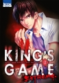 Couverture King's Game Extreme, tome 2 Editions Ki-oon (Seinen) 2014