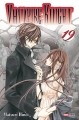 Couverture Vampire Knight, tome 19 Editions Panini (Manga) 2014