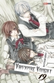 Couverture Vampire Knight, tome 19 Editions Panini 2014