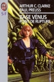 Couverture Base Vénus, tome 1 : Point de Rupture Editions J'ai Lu (S-F) 1993